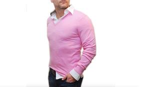 Sweater Cachemira Hombre Polo No Lacoste Boss Nautica Tommy