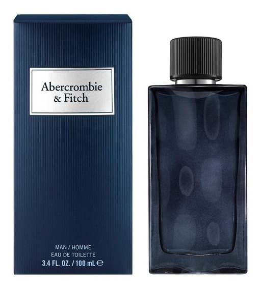 Perfume Abercrombie First Instinct Blue Masculino 50 Ml