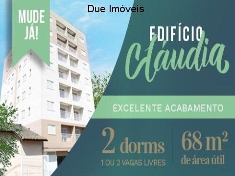 Imagem 1 de 30 de Apartamentos Novos Indaiatuba - Edificio Claudia - Ap00550 - 69338941