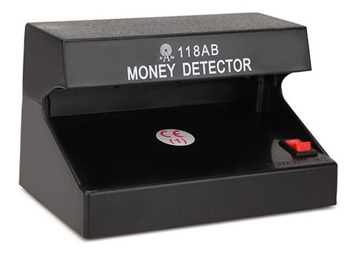 Imagen 1 de 8 de Maquina Detector De Billetes Falsos De Mesa Dolares Y Pesos®