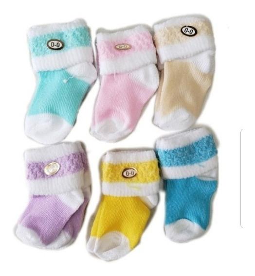 Calcetines Para Bebe Paquete Con 6 Pares