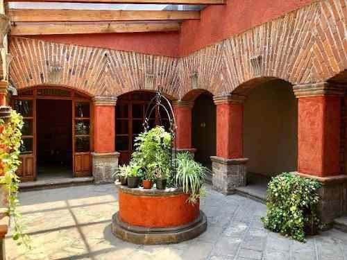 Casa Colonial Cerca Del Ceyca, Lancaster, Peterson, San Pedro Martir Tlalpan