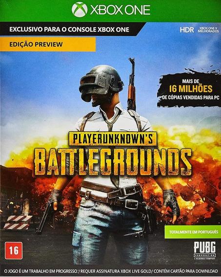 Pubg Playerunknowns Battlegrounds Xbox One Digital +2 Jogo