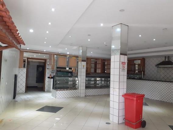 Salão Para Alugar, 200 M² Por R$ 3.000,00/mês - Vila Formosa - São Paulo/sp - Sl0025