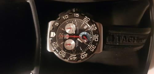 Relógio Tag Heuer Formula 1 Cac 1110 / Caixa, Manual, Certif