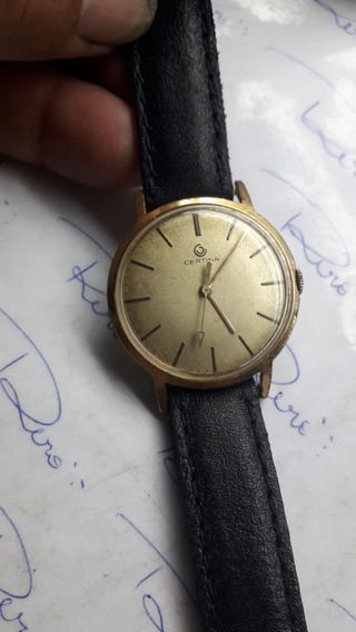 Relógio - Antigo - Certina -masculino -á Corda - R539