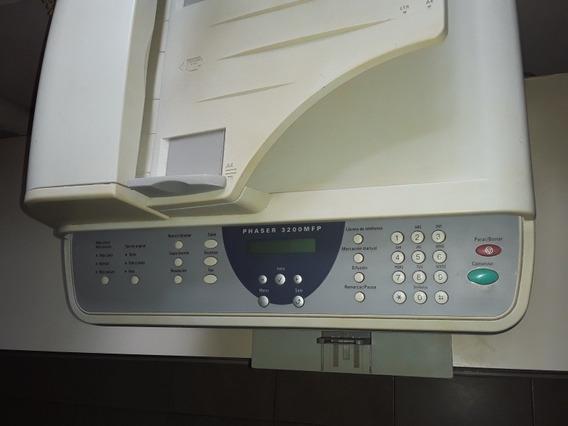 Fotocopiadora Multifuncional Xerox Phaser 3200 Mfp Precio 90