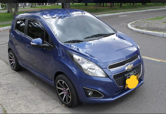 Chevrolet Spark Gt En Muy Buen Estado