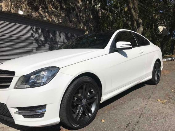 Mercedes-benz Classe C 2014 1.6 Sport Turbo 2p