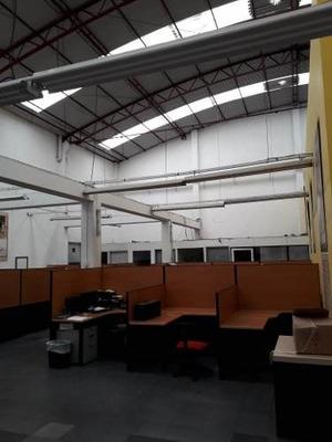 Bodega Con Oficinas En Renta Naucalpan