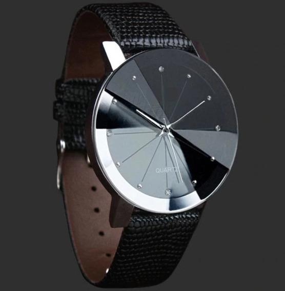 Relógio Unissex Strass