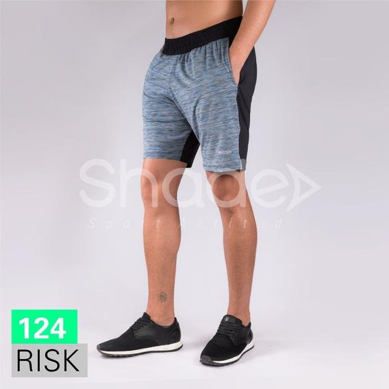 Short Deportivo Combinado Hombre 124 Risk Shade