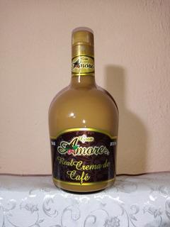 Real Crema De Cafe Y Macadamia 750ml