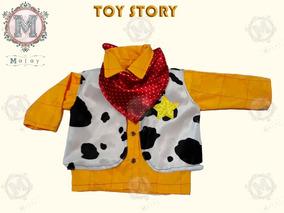 Fantasia Woody Toy Story Infantil.