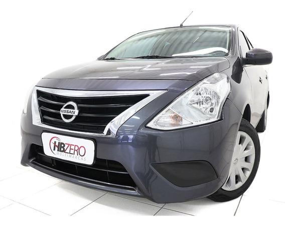 Nissan Versa 1.0 Flex 2017