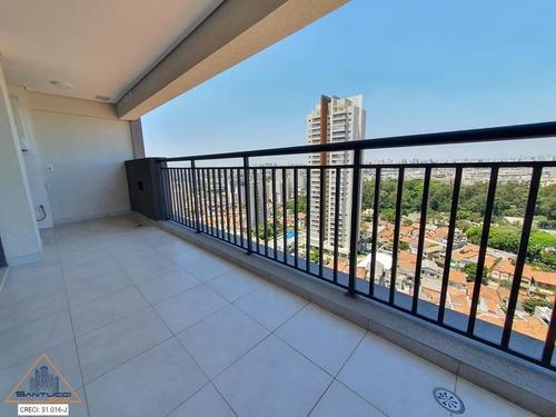 Apartamento À Venda No Bairro Cambuci - São Paulo/sp - 115