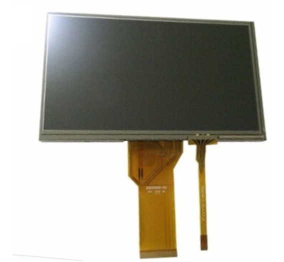 Lcd C/ Touch 7 At070tn94 164mm X 99mm X 56mm Flat 80mm
