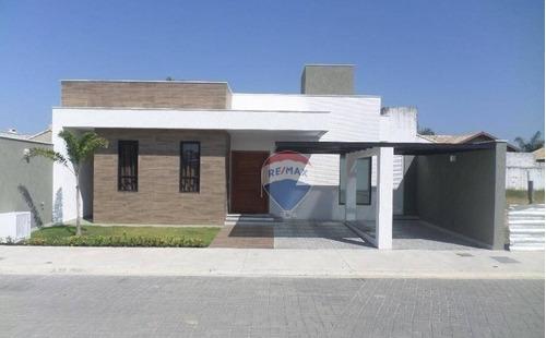 Casa 2 Suítes À Venda, A Construir, Com 83,00 M² A Partir De R$ 499.777,40 - Nova São Pedro - São Pedro Da Aldeia/rj - Ca1632