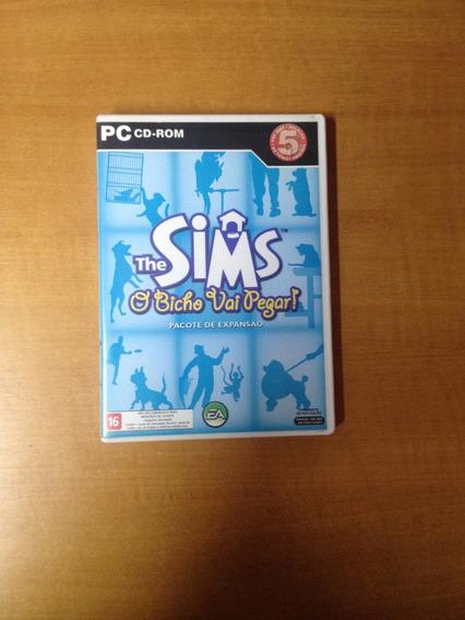Pc The Sims O Bicho Vai Pegar!