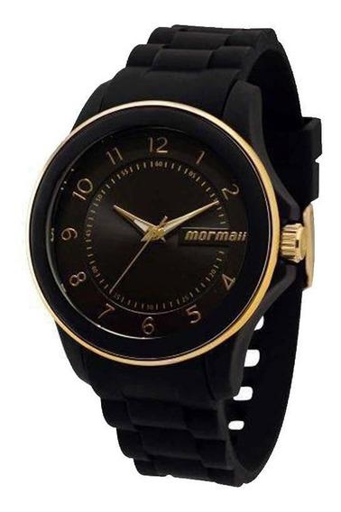 Relógio Mormaii Mopc21jae8p Feminino Preto