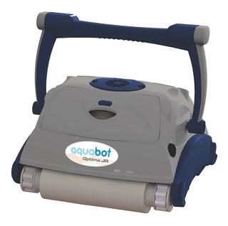 Robot Limpia Piscina Aquabot Optima Jr Automatico Pileta 18 Mts
