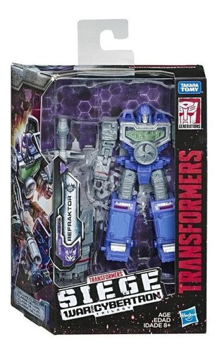 Transformers Siege War For Cybertron Trilogy Refraktor E3432