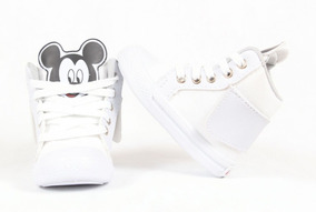 Tênis Infantil Masculino Personagens Mickey