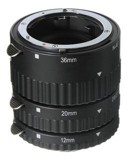 Hersmay - Tubo De Extensión Macro Para Nikon D7500 D7200