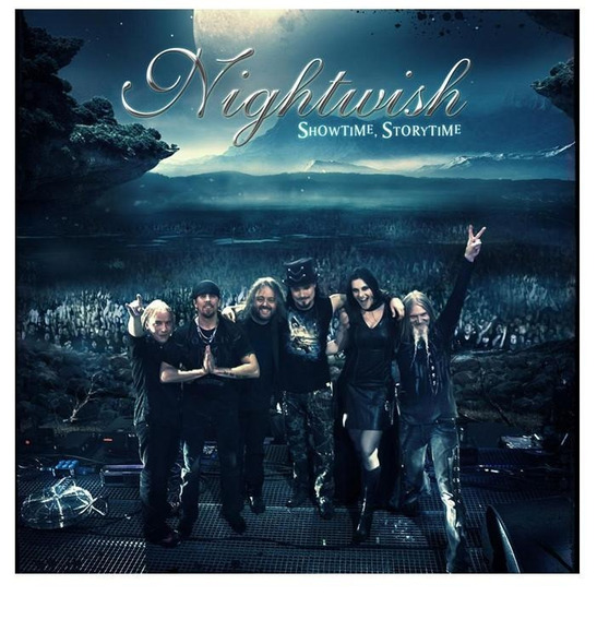 Nightwish Showtime Storytime 2 Cd Nuevo Original