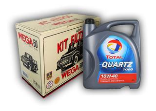 Kit Filtros + Aceite Para Vw Suran 1.6 8v