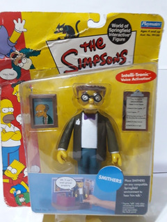 Playmates Simpsons Smithers