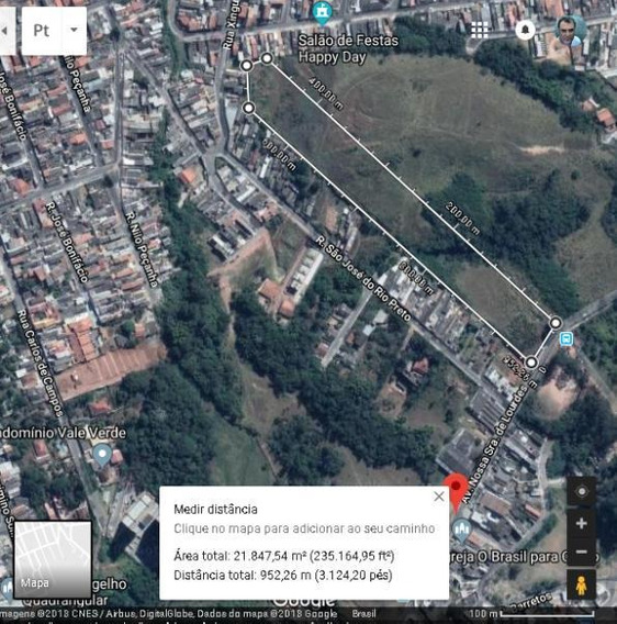 Terreno Para Venda Em Poá, (zona Oeste) - 2000/2134 T
