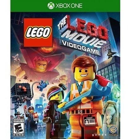 The Lego Movie Videogame - Xbox One Imídia Física, Envio Ime