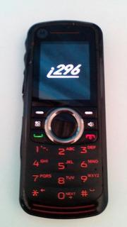 Motorola I296 Nextel Iden - Usado - Para Aproveitar Pecas