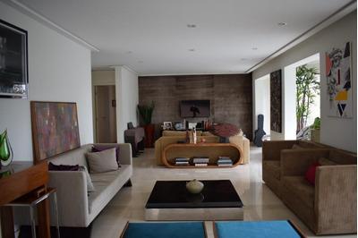 Apartamento Em Brooklin Paulista, São Paulo/sp De 238m² 4 Quartos À Venda Por R$ 3.485.000,00 - Ap106288