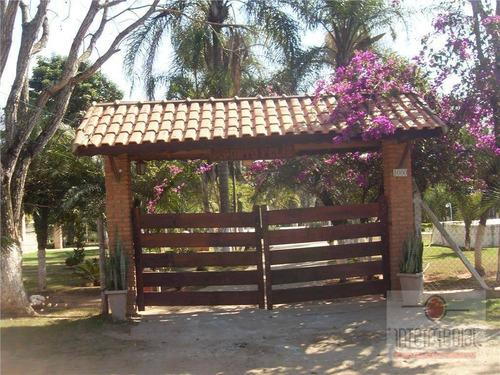 Chácara Residencial À Venda, Chácara Dos Pinhais, Boituva. - Ch0260