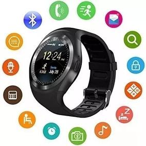 Relógio Telefone Smart Watch Inteligente Cartão Nano De 16gb