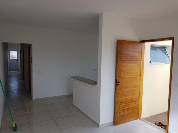 Casa Em Chacara Santa Branca, Santa Branca/sp De 67m² 2 Quartos À Venda Por R$ 165.000,00 - Ca177520