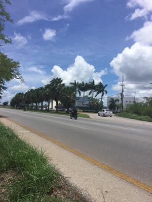 Terreno En Complejo Industrial Cerca Periférico De Mérida