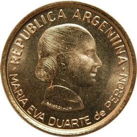 Argentina 50 Centavos 1997 Voto Femenino - Evita - Sin Circ.