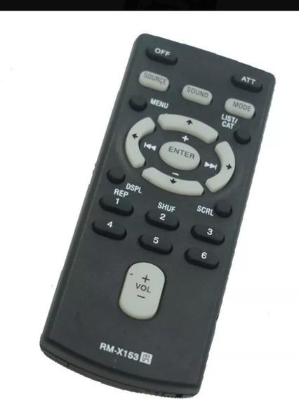 Control Remoto De Estereo Sony Rm X211