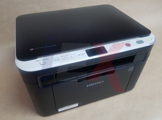 Impressora Multifuncional Samsung Scx 3200 Toner D104