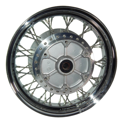 Imagem 1 de 4 de Roda Traseira Honda Shadow 750 Disco - No Estado