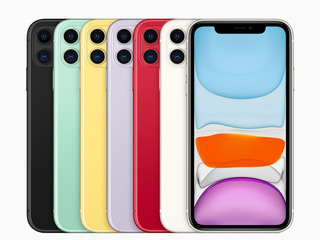 Apple iPhone 11 64/128 Gb 12+12mp 4gb Ram Lte Tienda Fisica