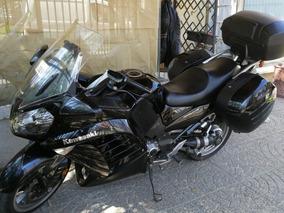 Vendo Kawasaki Concours 1400cc Por Viaje