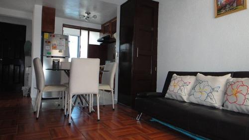 Departamento En Renta Calzada México-tacuba, Argentina Poniente
