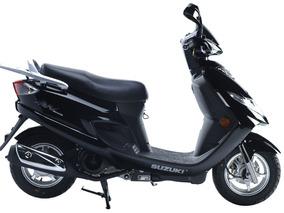 Suzuki An 125 Motoroma 12 Cuotas De $6394