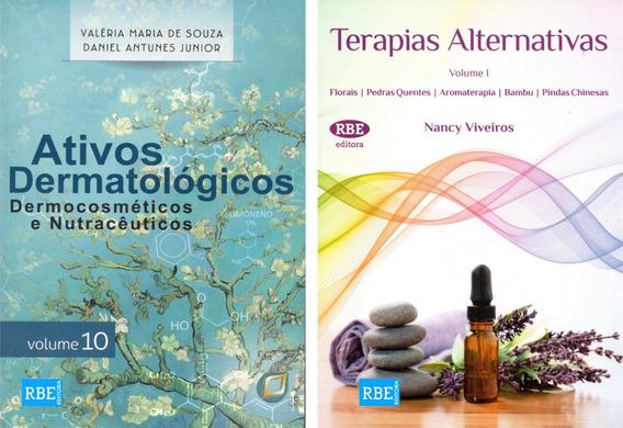 Ativos Dermatológicos Dermocosméticos Nutracêuticos - Vol.10