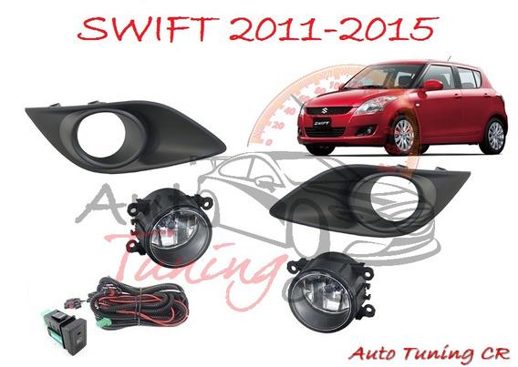 Halogenos Suzuki Swift 2011-2015
