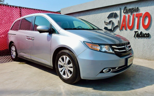 Odyssey Exl 2016 Factura Agencia, Tomamos Auto
